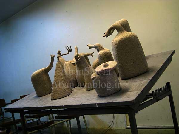 مجسمه سازی (هنر مدرن)